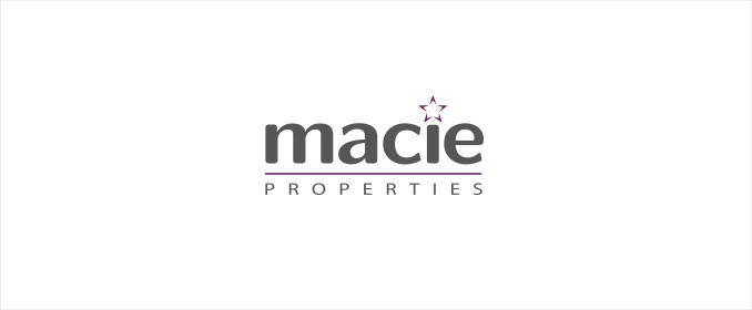 Brand design. Macie Properties by mrjonnywood